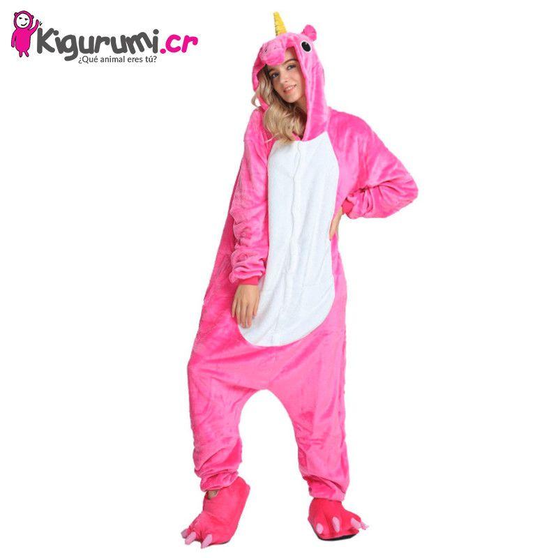Pijama Kigurumi Unicornio CR