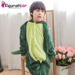 Pijama Kigurumi Dinosaurio Costa Ric