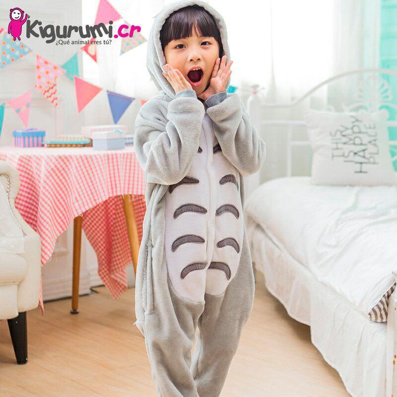 Pijama Kigurumi Totoro - Costa Rica