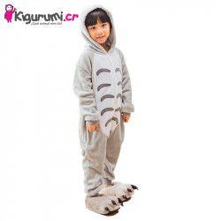 Disfraz para Halloween de Totoro