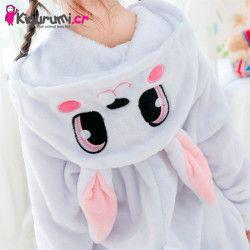 Kigurumi Conejo para Ninas - CR