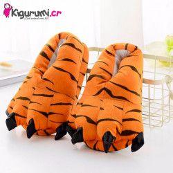 Zapatos Kigurumi de Tigre - CR
