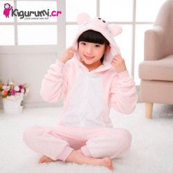 Pijama de chanchito CR