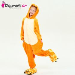 disfraz pijama dinosaurio