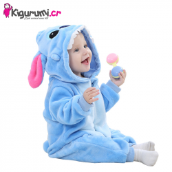 Pijama Stitch para Bebé -...