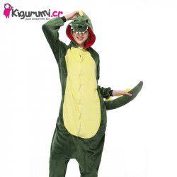 Dinosaurio Disfraz Pijama Kigurumi Costa Rica