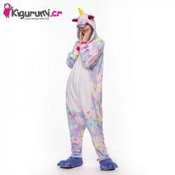 Pijama Unicornio Estrellas - Costa Rica Kigurumi