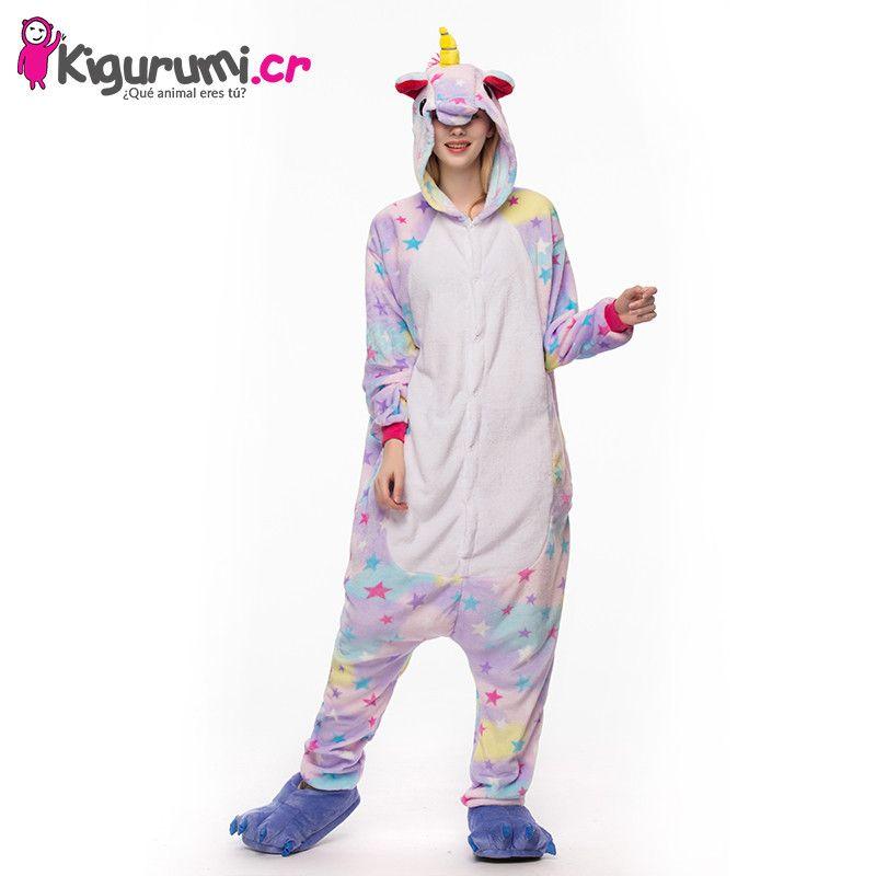 Disfraz de Unicornio Estrellas CR