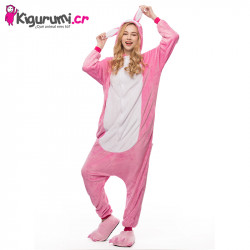 Pijama de Conejo rosado - Pijamas de Animales Costa Rica
