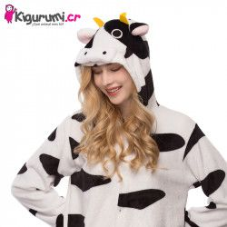 Disfraz de Vaca para Adultos - Costa Rica