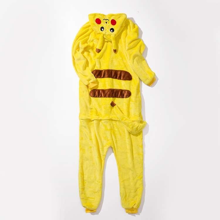 Pijama Adultos Pikachu