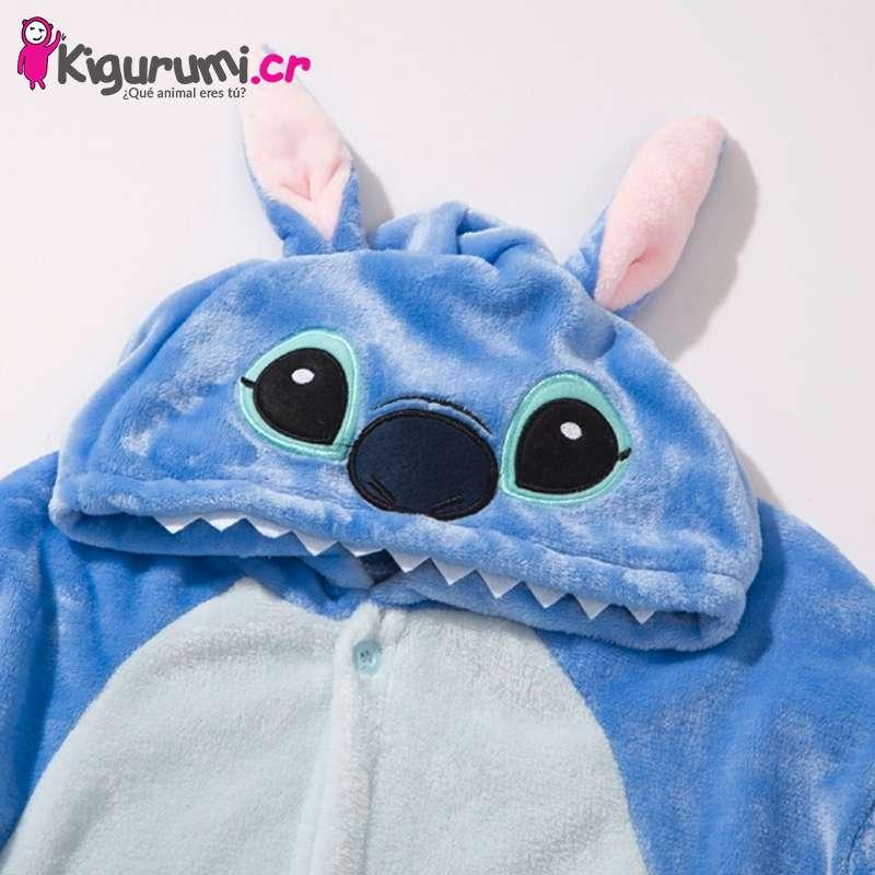 Blue Stitch Pijama CR